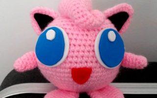 crochet amigurumi rondoudou jigglypuff