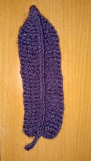 Crochet #42 : Plume