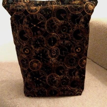 sewing board game bag