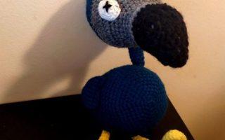 crochet dodo