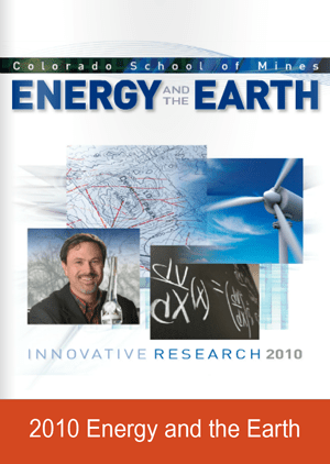 Energy and the Earth Research Magazine Cover 2010