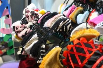 Cat clips and headbands