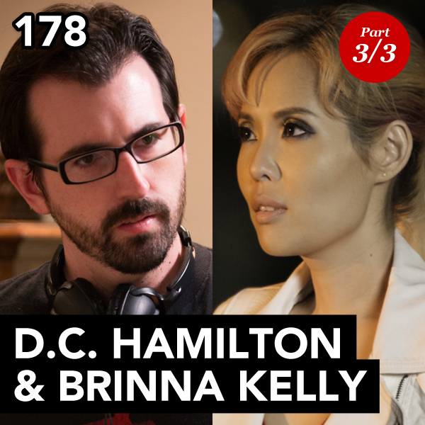 Episode 178: D.C. Hamilton & Brinna Kelly
