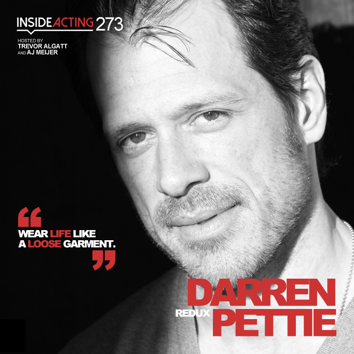EPISODE 273: DARREN PETTIE (REDUX)
