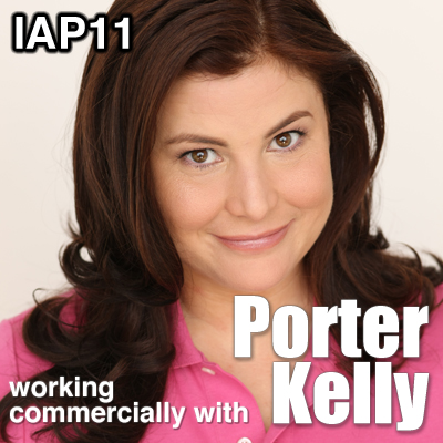 Inside Acting Podcast Episode 11: Porter Kelly