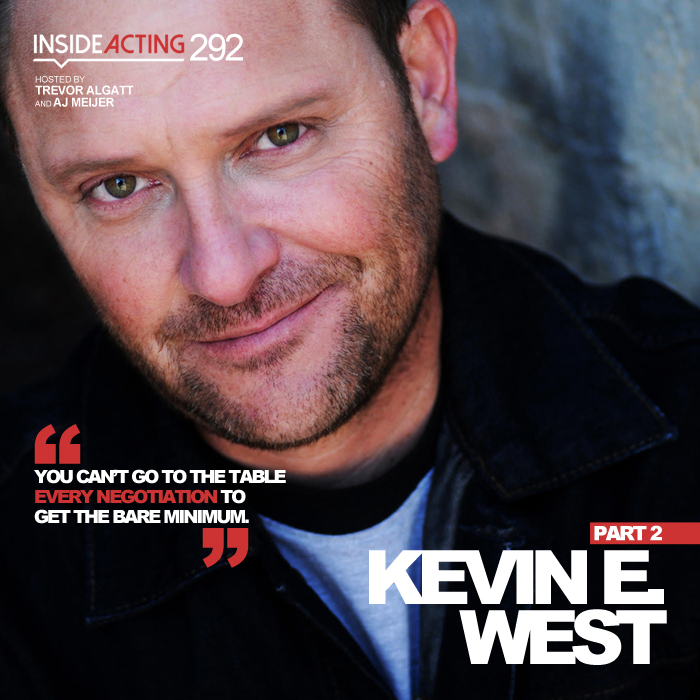 EPISODE 292: KEVIN E. WEST (PART 2)