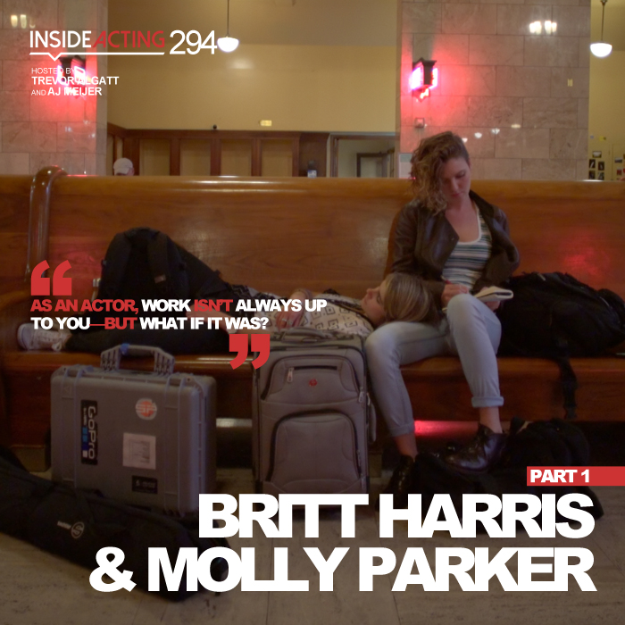 EPISODE 294: BRITT HARRIS & MOLLY PARKER (PART 1)