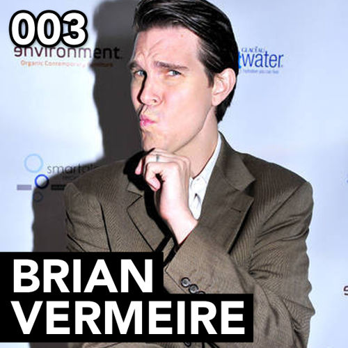 Inside Acting Podcast Episode 003: Bryan Vermeire