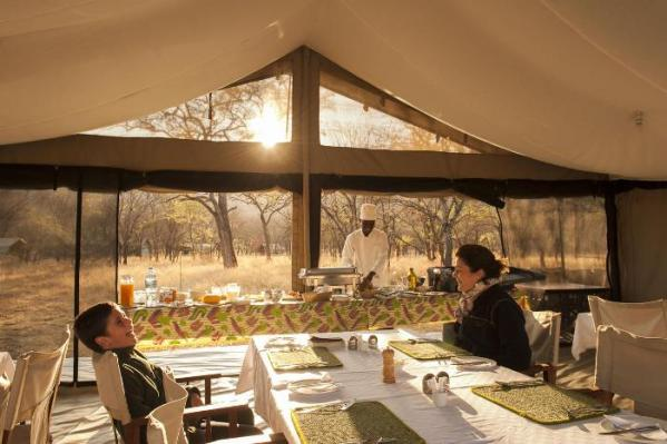 Serengeti Katikati Camp