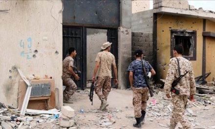 LNA Military Victory in Derna in Wake of Paris Peace Summit