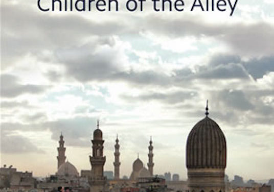 Creating an Egyptian Identity: Mahfouz's Children of the Alley