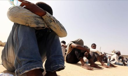 Slavery and Hard Borders: A Grim Limbo in Libya