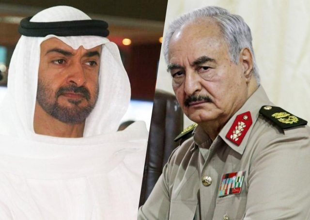 How the UAE-Haftar Partnership is Threatening Libyan Sovereignty