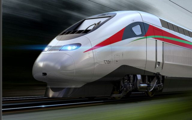 Morocco's First Take on Fast Trains