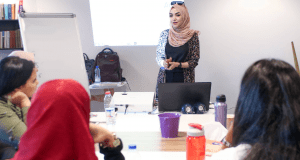 Boosting Women's Entrepreneurship Through Female Impact Investors in the MENA Region