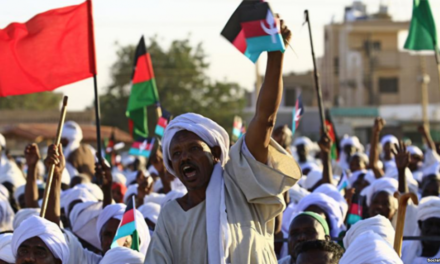 Sudanese Protests Threaten to Topple Al-Bashir Regime