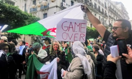 After Algeria's President Withdraws Re-election Bid, What Next?