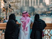 Arab Women Escaping the Gulf