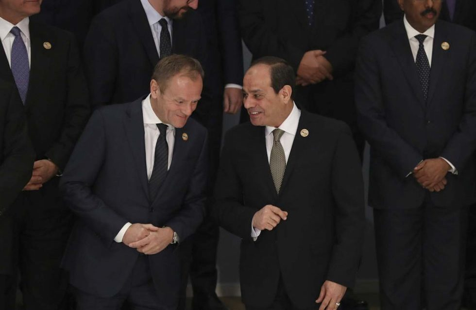 EU Leaders Ignore Egyptian Executions, Align with Autocrat Al-Sisi