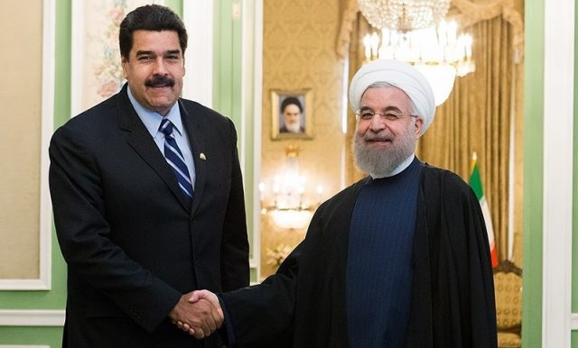 Presidential Crisis Venezuela's Tripartite Partnership with Iran and Lebanese Hezbollah