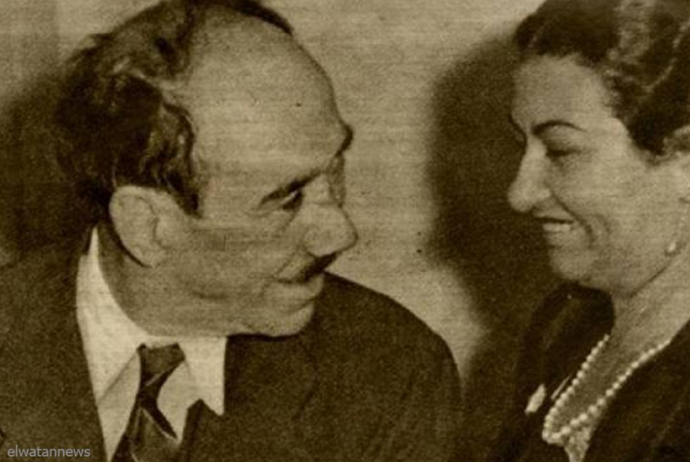 Oum Kalthoum and the Poet Who Loved Her A Book Review of I Loved You for Your Voice