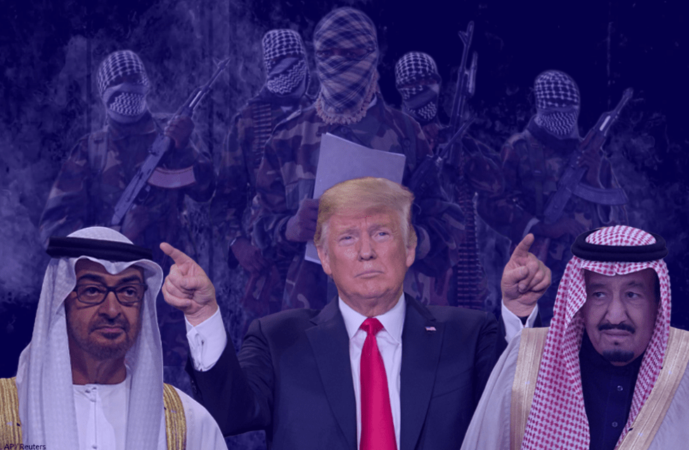Trump's Ongoing Political Predicament: Saudi-UAE Coalition Transfers U.S. Arms to Al-Qaeda in Yemen