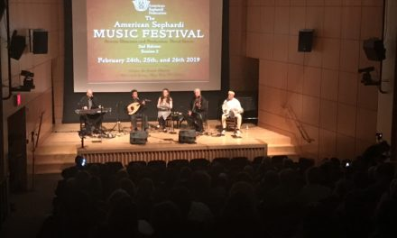 New York Welcomed Morocco to American Sephardi Music Festival