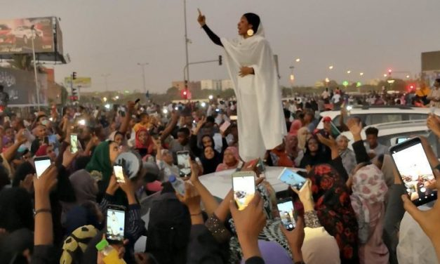 Women at the Forefront of Sudan's Revolution