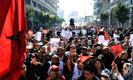 Future Still Unclear for Striking Moroccan Teachers Amid Clashes with Government