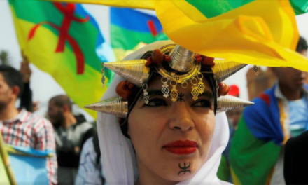 Arab Broadcast Media in North Africa and the Middle East: The Amazigh Awakening