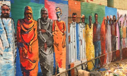 Sudanese Artists Use Art to Further Revolution