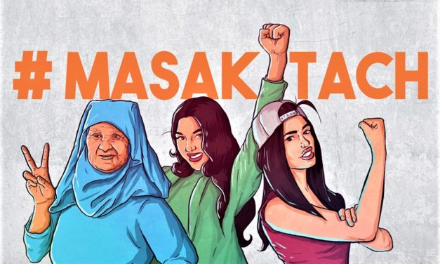 #Masaktach: A Movement Against Sexual Harassment in Morocco