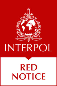 Interpol RedNotice