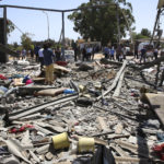 UN Urges Libya to Close Detention Centers after Deadly Bombings