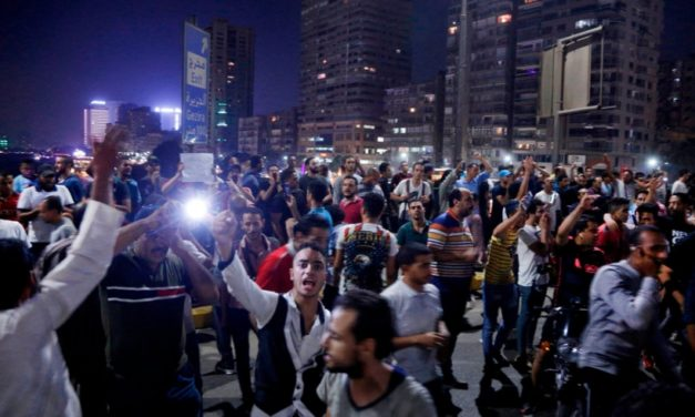 Silencing Dissent in Egypt: New Protests, Old Tactics