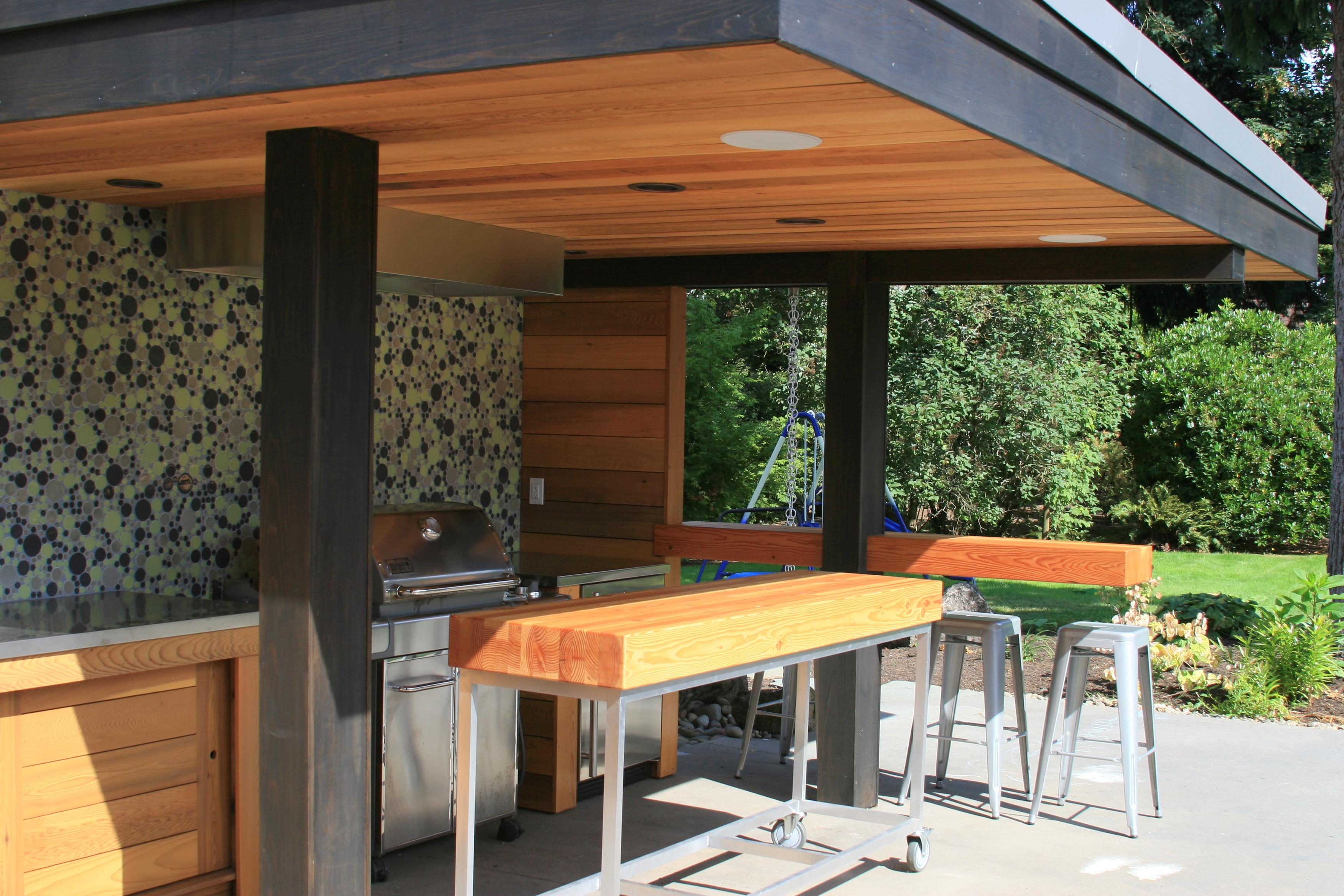 outdoor kitchen and bar modern rugs 2013 june inside arciform