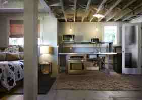 Creating An Airbnb Worthy Basement Renovation Inside Arciform