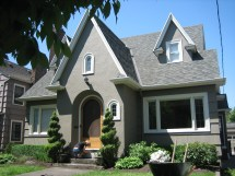 Tudor Style House Exterior Pictures