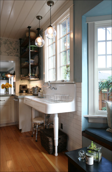kohler kitchen sinks porcelain crosley alexandria island project planning | inside arciform