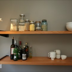 Open Metal Shelving Kitchen Grills Making It Personal 8 Ways To Add Style Your