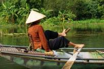 Interesting paddling techniques