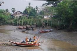 Yangon's outskirts