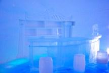 Ice Bar Helsinki Finland