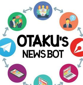 Otaku's News Bot Telegram