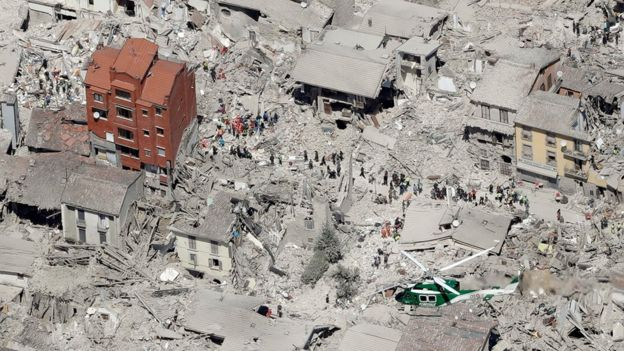 Italy Earthquake: Death Toll Rises To At Least 159