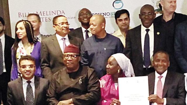 FG, Bill & Melinda Gates Foundation, Dangote Set for Food Fortification
