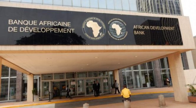 African Development Bank (AFDB) to present 2019 African Economic Outlook in February