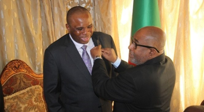 Afreximbank Sees Opportunity for up to $400 million in Financing to Comoros, Says Prof. Oramah on Visit to Island's President