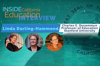 Linda Darling-Hammond Charles E. Ducommun Professor of Education, Stanford University