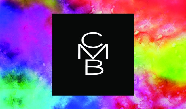 CMB Business Card front